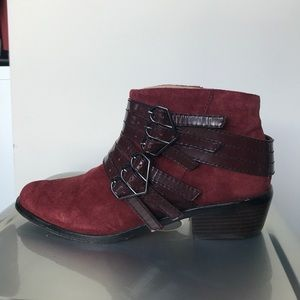 LAMB Ankle Booties